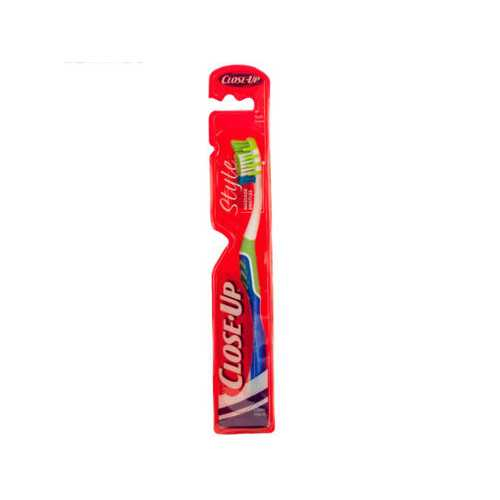 Close-Up Style Soft Toothbrush with Massage Bristles ( Case of 24 )