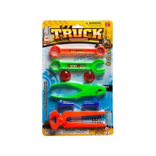 8 piece kid's tool set ( Case of 36 )