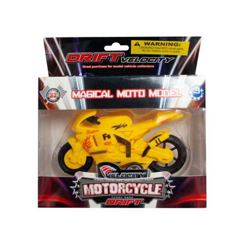pull back motorcycle asst colors ( Case of 36 )
