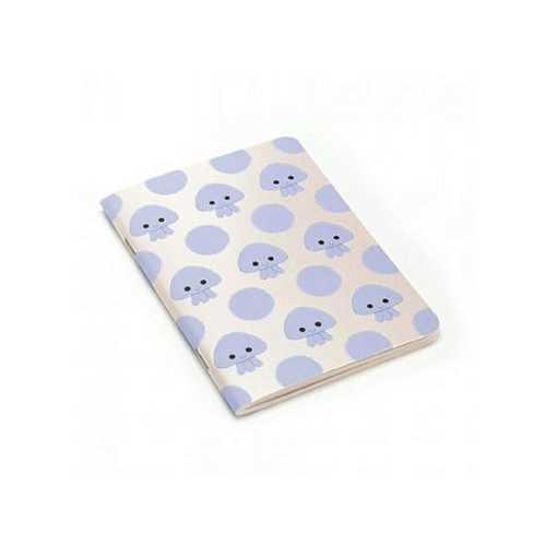 Kutie Pops Jellyfish Mini Notepad ( Case of 72 )