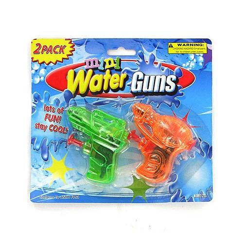 Mini Water Guns ( Case of 72 )