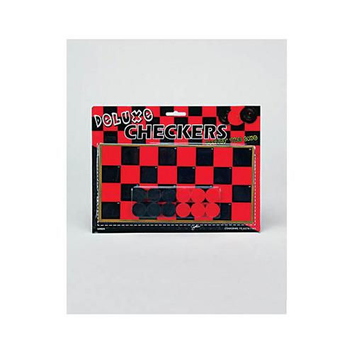 Toy Checkers Game Set ( Case of 108 )
