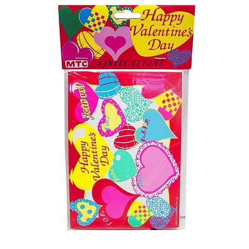 Happy Valentine's Day Invitations & Envelopes ( Case of 72 )