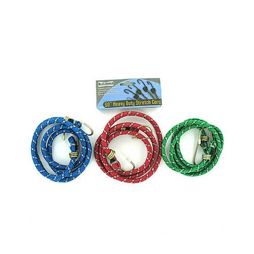 Heavy Duty Stretch Cord ( Case of 48 )