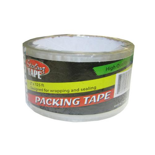 Clear Packing Tape ( Case of 18 )