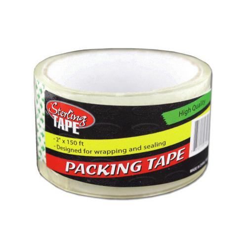 Clear Packing Tape ( Case of 72 )