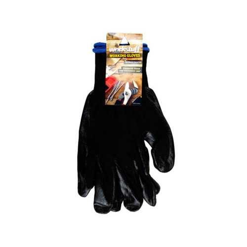 Extra Large Nitrile Coated Working Gloves ( Case of 12 )