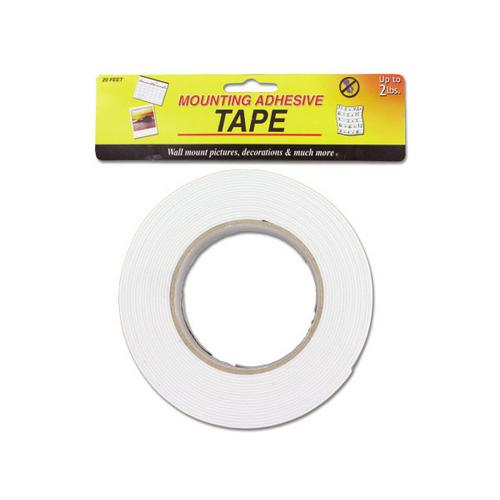 Mounting Adhesive Tape ( Case of 24 )