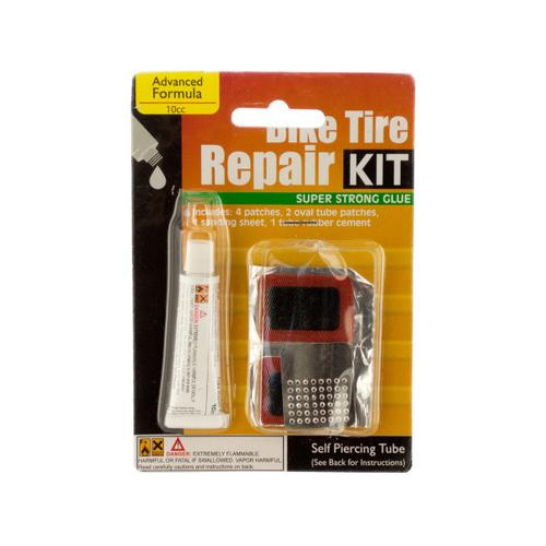 Bicycle Tire Repair Kit ( Case of 72 )