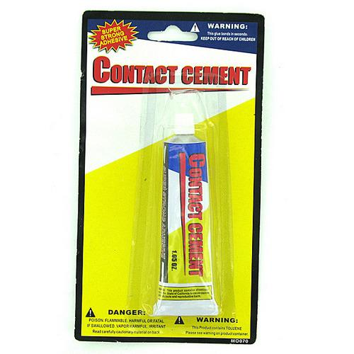 Contact Cement ( Case of 48 )