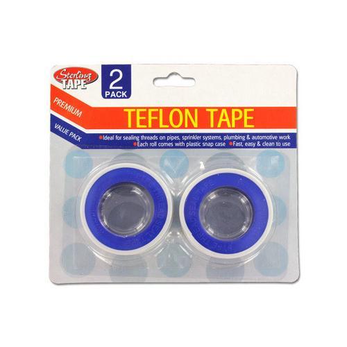 Plumber's Sealing Tape ( Case of 24 )