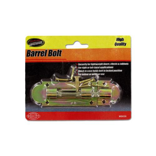 Barrel Bolt ( Case of 24 )
