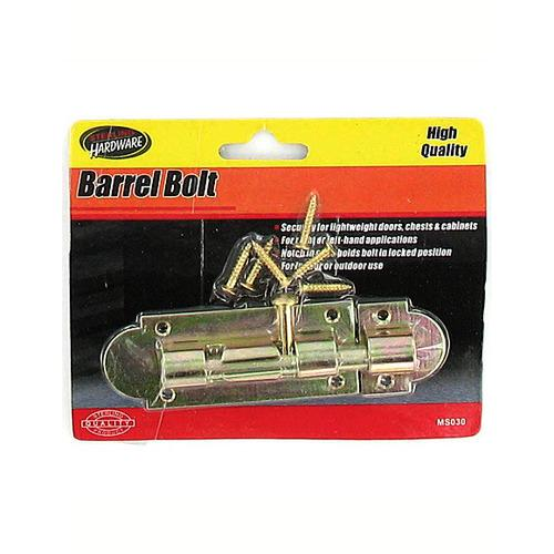 Barrel Bolt ( Case of 96 )