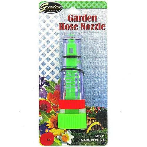 Adjustable Garden Hose Nozzle ( Case of 72 )