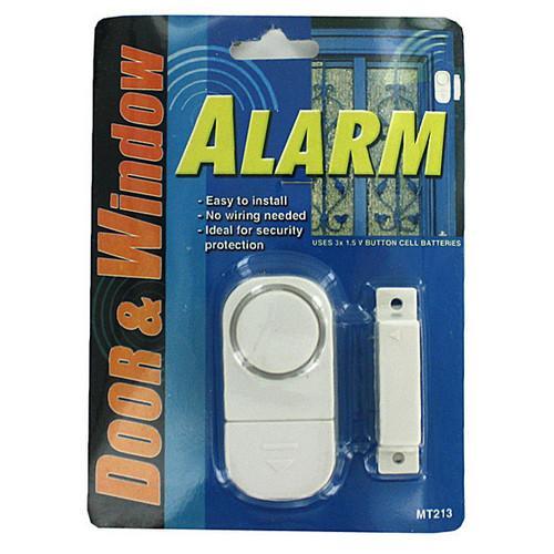 Door & Window Alarm ( Case of 72 )