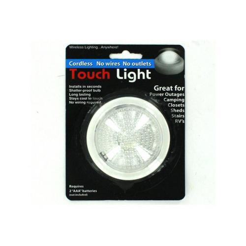 Compact Touch Light ( Case of 72 )