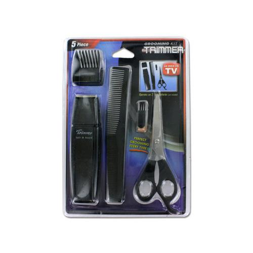 Men's Grooming & Trimming Kit ( Case of 10 )