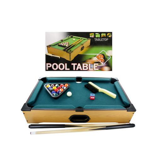 Tabletop Pool Table ( Case of 3 )