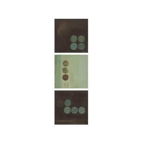 Aqua Drops Artwork Set ( Case of 4 )