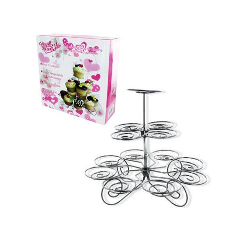 Decorative Cupcake Stand ( Case of 3 )