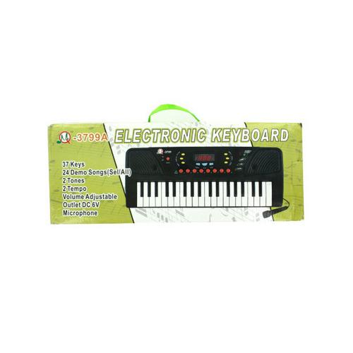 Electronic Keyboard with Microphone ( Case of 3 )