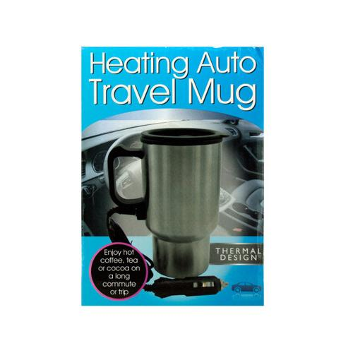 Heating Auto Travel Mug ( Case of 2 )