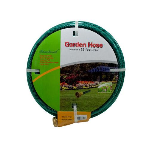 3 Layer PVC Garden Hose ( Case of 4 )