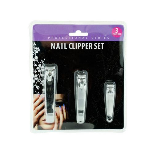 Nail Clipper Set ( Case of 12 )