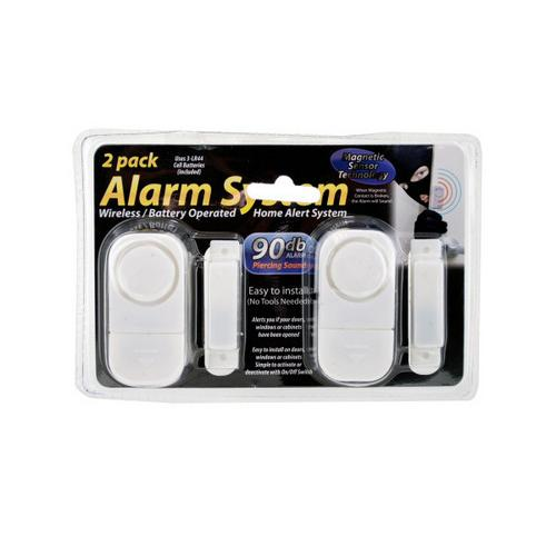 Alarm System Set ( Case of 8 )