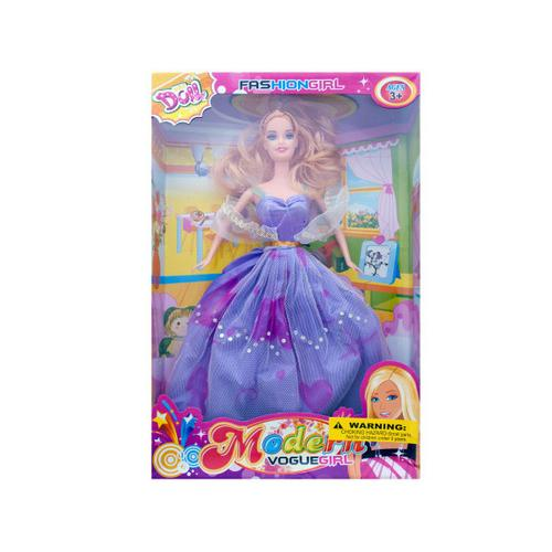 Fashion Doll with Sparkle Gown ( Case of 4 )