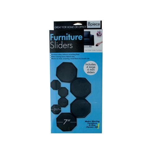 Furniture Sliders Set ( Case of 12 )