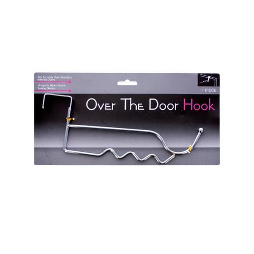 Over The Door Chrome Hook ( Case of 24 )