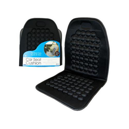Car Seat Cushion with Back Support ( Case of 4 )