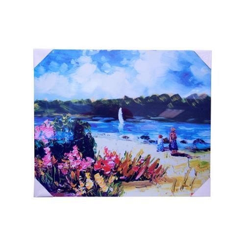 Canvas Landscape Decor ( Case of 1 )