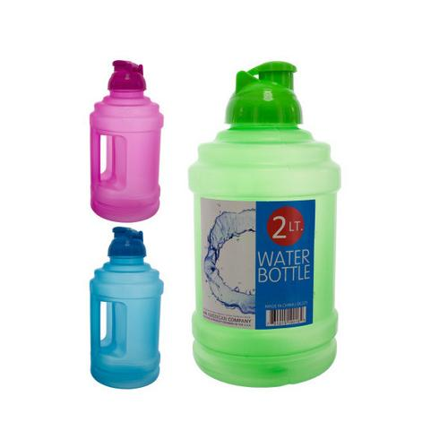 2 Liter Water Bottle ( Case of 8 )