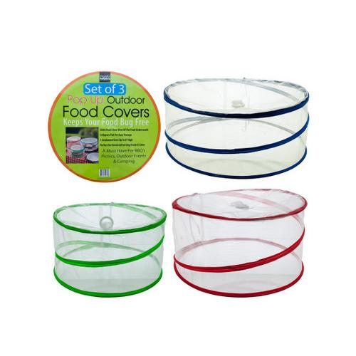 Pop-Up Outdoor Food Protector Covers ( Case of 1 )