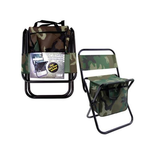 Foldable Chair With Compartments ( Case of 4 )