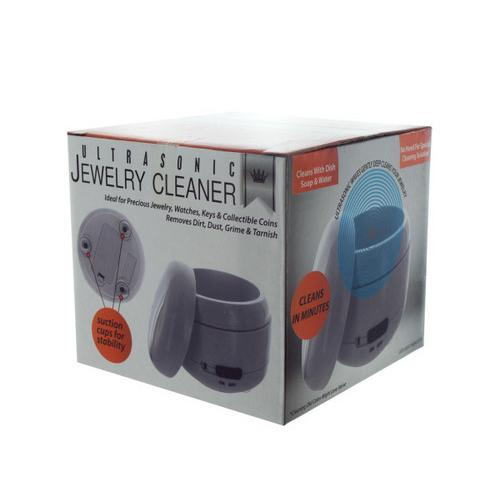 Ultrasonic Jewelry Cleaner ( Case of 3 )