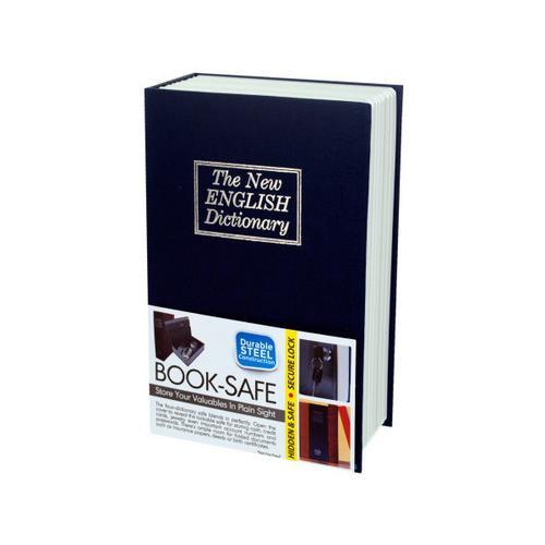 Hidden Dictionary Book Safe ( Case of 2 )