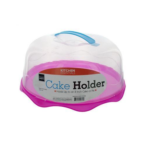 Portable Cake Holder ( Case of 4 )