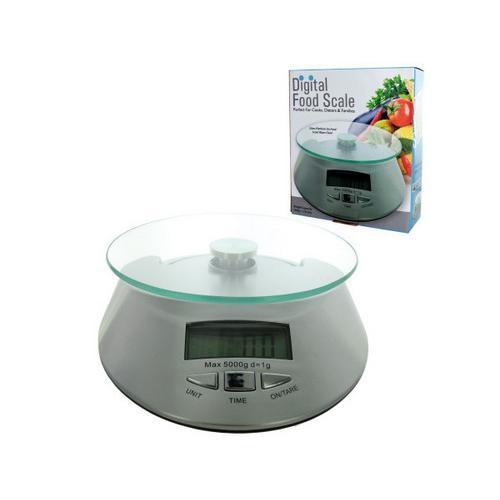 Digital Kitchen Scale ( Case of 4 )