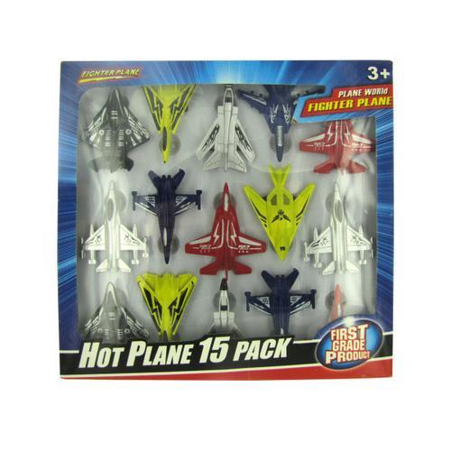 Fighter Plane Set ( Case of 18 )