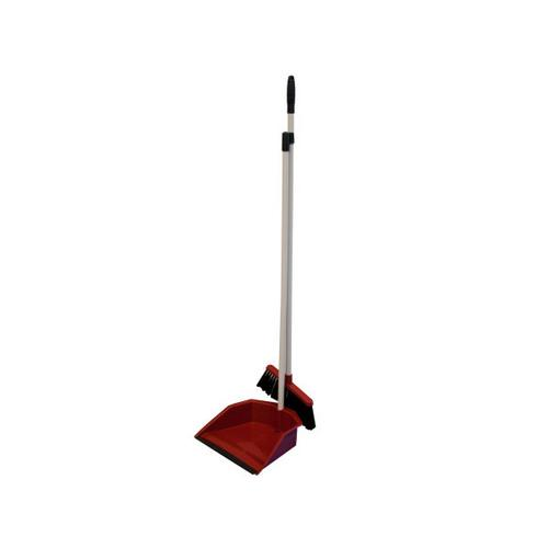 Broom & Dustpan with Handle Set ( Case of 12 )