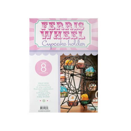 Ferris Wheel Cupcake Holder ( Case of 1 )