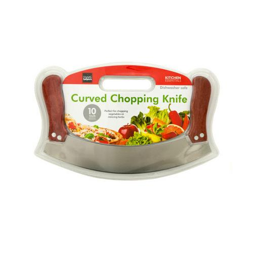 Curved Chopping Knife ( Case of 4 )