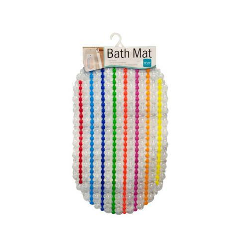 Colorful Bath Mat ( Case of 4 )