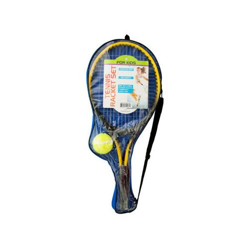 Kids Tennis Racket Set with Ball ( Case of 4 )