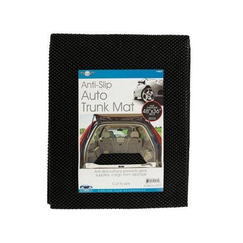 Anti-Slip Auto Trunk Mat ( Case of 4 )