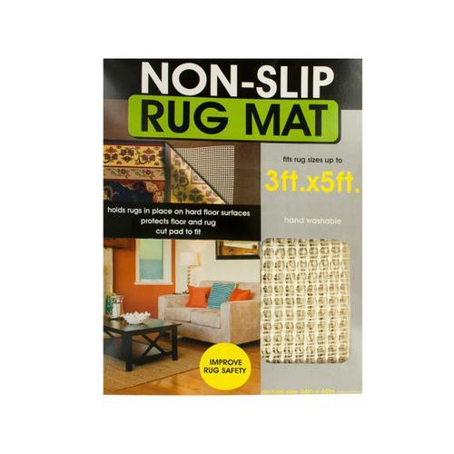 Protective Non-Slip Rug Mat ( Case of 12 )