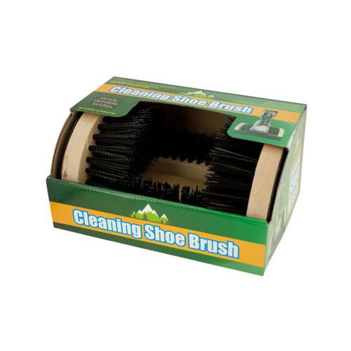 Shoe & Boot Cleaning Brush ( Case of 3 )